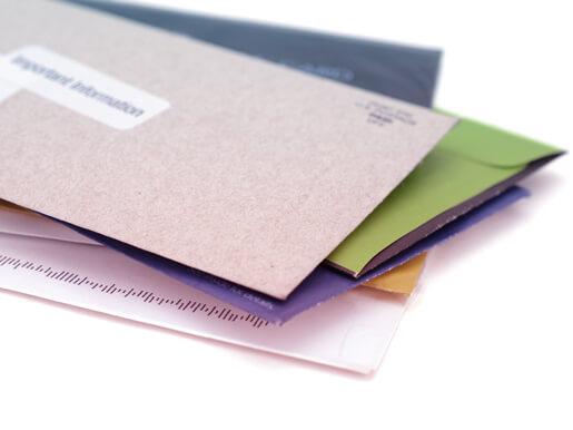 Mailbox rental service