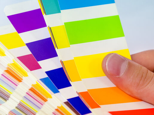 Colour printing in Parramatta