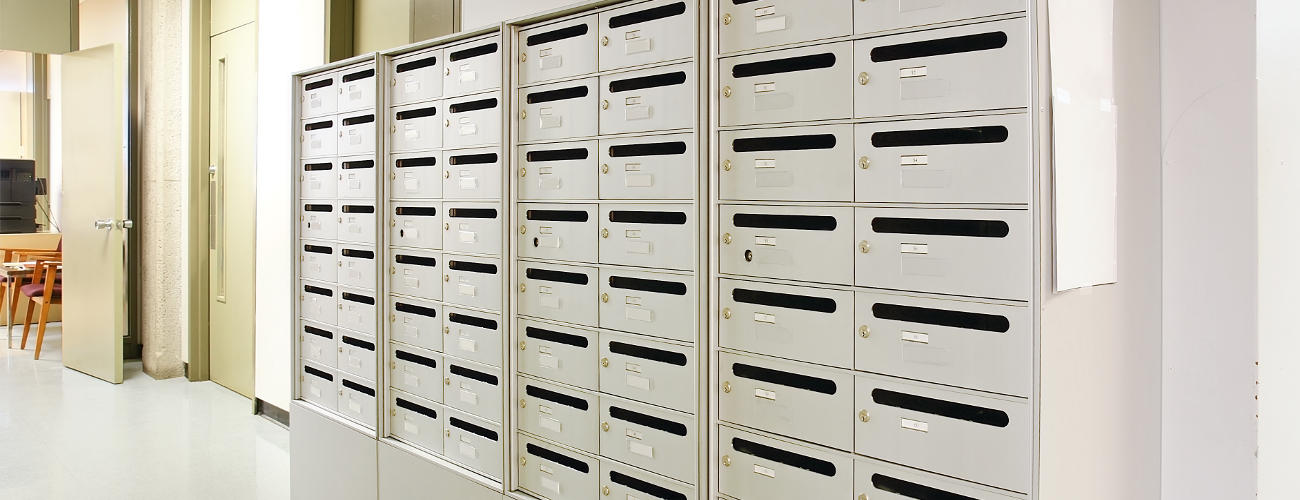Get Private Mailboxes in Fairfield plus Virtual Office & Mail Forwarding